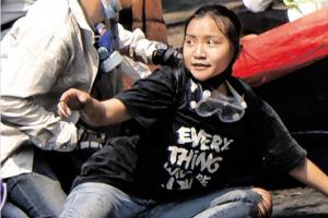"""미얀마 19세 '천사'의 마지막 메시지 """"다 잘될 거야"""""""