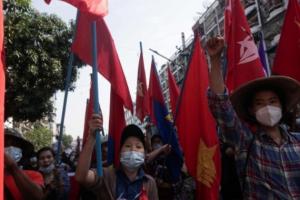 미얀마 군부, 미국 계좌에 있던 1조1000억원 옮기려다 미수에 그쳐