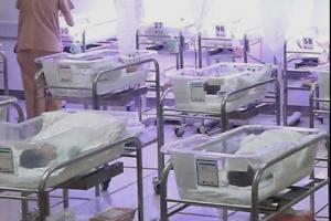코로나발 인구 절벽 오나, 주요국 출생아 급감