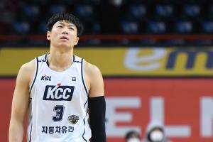 KCC 이정현, 올 시즌 정규리그 페이크 파울 10회 최다