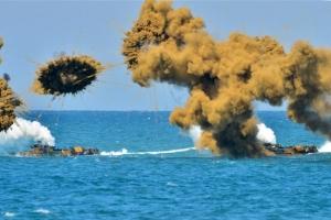 [포토] '해병대 KAAV 돌격 앞으로'