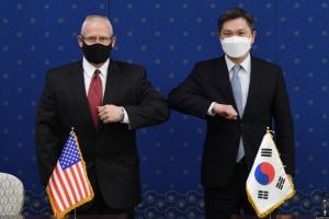 한미 방위비분담금 협정 서명