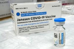 """미 CDC """"얀센 백신 접종 후 소수 혈전사례 조사 중"""""""