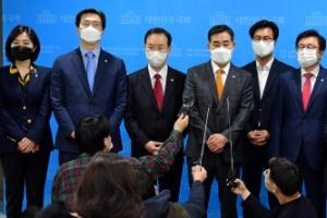'당권 경쟁' 새 변수 된 野초선