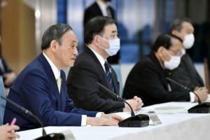 '후쿠시마 오염수 해양 방류' 결정하는 스가 일본 총리
