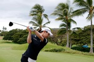 국내 스폰서 대회 우승한 김효주, LPGA 투어 롯데챔피언십에서도 펄…