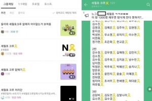 """세월호 희생자 모욕 '익명채팅방' 등장…""""처벌해달라"""" 靑청원"""