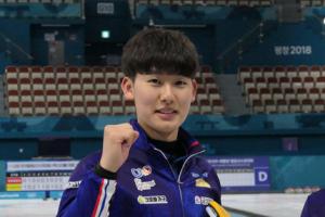 '비실업팀의 기적' 김지윤·문시우 컬링 믹스더블 국가대표 선발