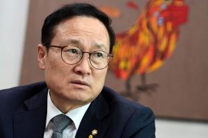 """홍영표 """"친문·비문 없다…文정부 성공·대선 승리 한뜻만 있을 뿐…"""