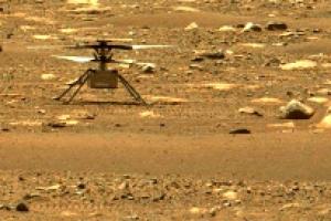 오후 4시 반 화성에 헬리콥터 첫 비행, 성공 여부는 세 시간 뒤에야…