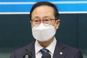"""홍영표 """"민주당서 더는 '내로남불' 없다…투기 의원 즉시 출당""""…"""