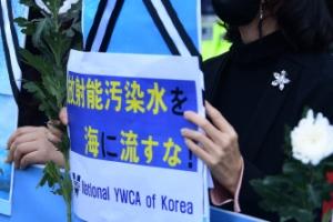 """일본 유권자 54% """"오염수 방출 어쩔 수 없다"""""""