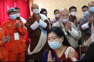 산악 국가 부탄, 야크 공격에도 접종율 세계6위 비결은