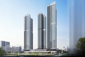 대전도심 스카이라인을 바꾼다… 49층 랜드마크 '빌리브 루크원'…