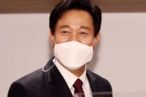 """오세훈, 박원순 피해자에게 공식 사과 """"성비위 관련자, 예외 없이…"""
