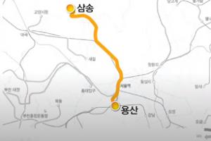 """국가철도망 구축 계획 3개 사업 경유... 은평구 """"경사났네"""""""