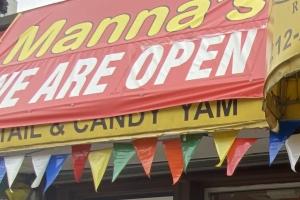 뉴욕 흑인사회 할렘서 한국인 식당 만나가 성공한 이유