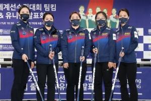 '팀 킴' 베이징이 보인다 … 스웨덴 제압하고 세계선수권 6승6패