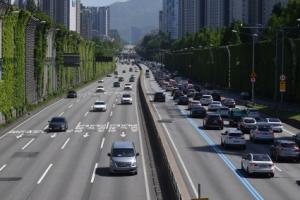 [서울포토] 지하화 논의되는 경부고속도로