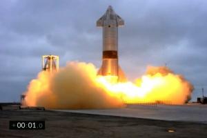 5번째 시도 만에 지상 착륙… 첫걸음 내디딘 '스페이스X 화성의 꿈…