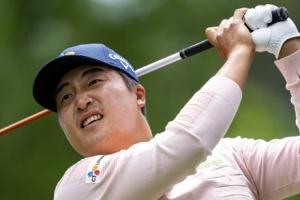 이경훈, PGA 투어 웰스 파고 챔피언십 첫 날 공동 2위