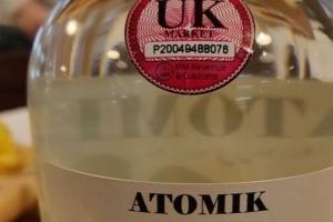 원전폭발 체르노빌産 사과로 담근 술, 英수출 직전 당국에 압수