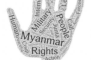 """유엔 """"규탄""""만 외칠 때 어린이 등 770여명 희생"""