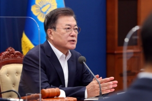文, 김·임·노 하루 만에 임명… 野 동의 없는 31번째 장관