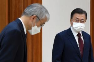 문 대통령, 천대엽 신임 대법관 임명장 수여