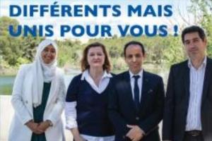프랑스 집권당, 무슬림 후보의 히잡 쓴 선거 포스터 금지