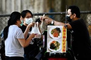 '코로나 청정국' 타이완, 확진자 25명 발생에 봉쇄 검토