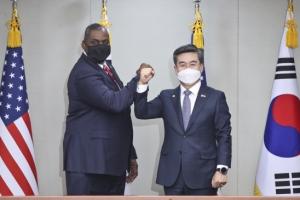 한미, 일본 포함 3국 국방장관회담 추진… 샹그릴라 계기 주목
