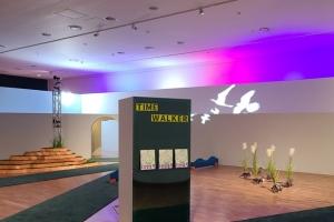 방 탈출 게임·쓰레기로 만든 작품…부산현대미술관, 이색 환경전 …