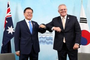 코로나 이후 첫 G7서 재확인된 'K방역의 힘'