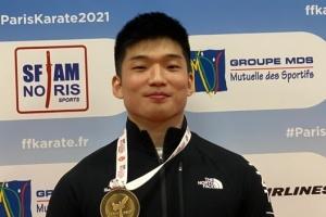 한국 가라테 박희준, 사상 첫 올림픽 본선 진출