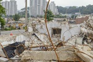 광주 건물 붕괴 참사, 불법하도급 연결 고리를 찾아라