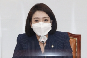 배현진, 첫 최고위 참석