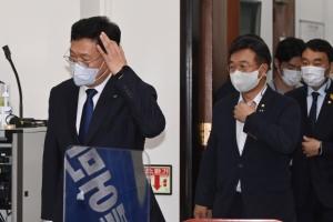 경선연기·부동산 '선택불가 증후군'에 빠진 송영길호