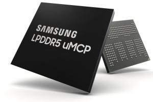 삼성, 업계 최고 성능 모바일 D램·낸드 결합 멀티칩 출시