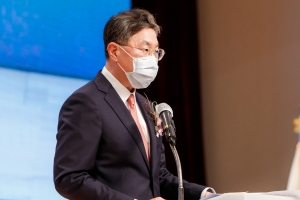 백남종 제12대 분당서울대학교병원장 취임