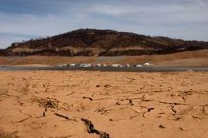 캘리포니아 가뭄, 무더위로 처음으로 수력발전 중단 위기