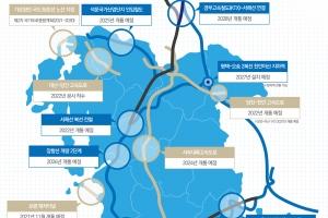 국내 최장 해저터널은 시작…확 달라지는 충남 철도·도로망