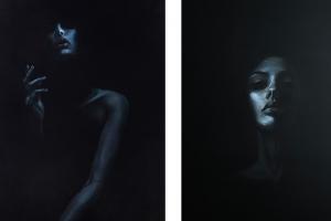 박성아 개인전, 'Darkness – 어둠 속에서 빛을 찾다'전 열…