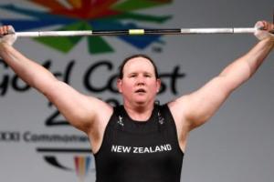 뉴질랜드 女역도 대표 로렐 허버드, 올림픽 사상 처음 성전환 선수…