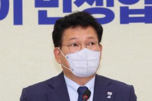 """민주당 """"경선연기 안한다, 당헌대로"""""""