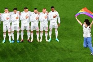 유로 2020 독일-헝가리 경기에 '무지개' 넘쳐난 이유