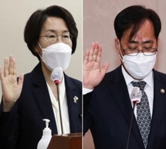 박·임 '엇갈린 운명'… 도덕성·女장관 비율에 갈렸다?