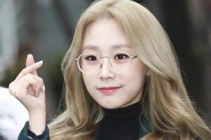 """러블리즈 서지수, 코로나19 확진…""""멤버들 자가격리""""(전문)"""