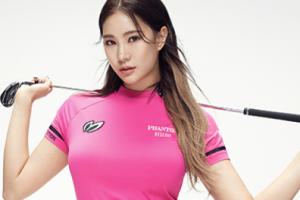 '골프 여신' 유현주 여름 패션