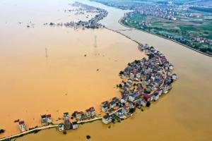 중국 댐 붕괴…참혹한 현장